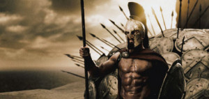 Het leven van een Spartaan